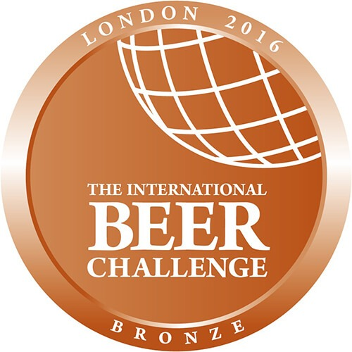 BRONZE International Beer Challenge 2016 Speciality Category