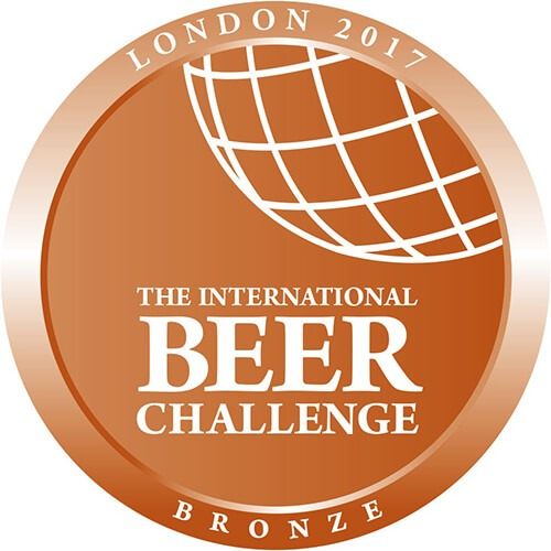 BRONZE International Beer Challenge 2017 Ale Category