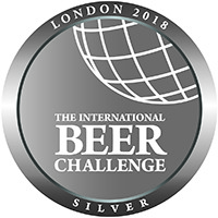 SILVER International Beer challenge 2018 Ale Category